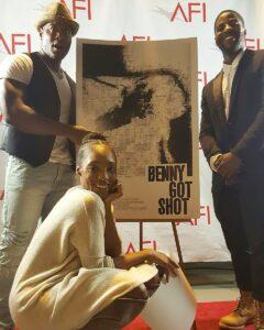 """Promotion of """"BENNY GOT SHOT"""" (2016)"""