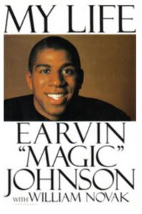 Magic Johnson's biography