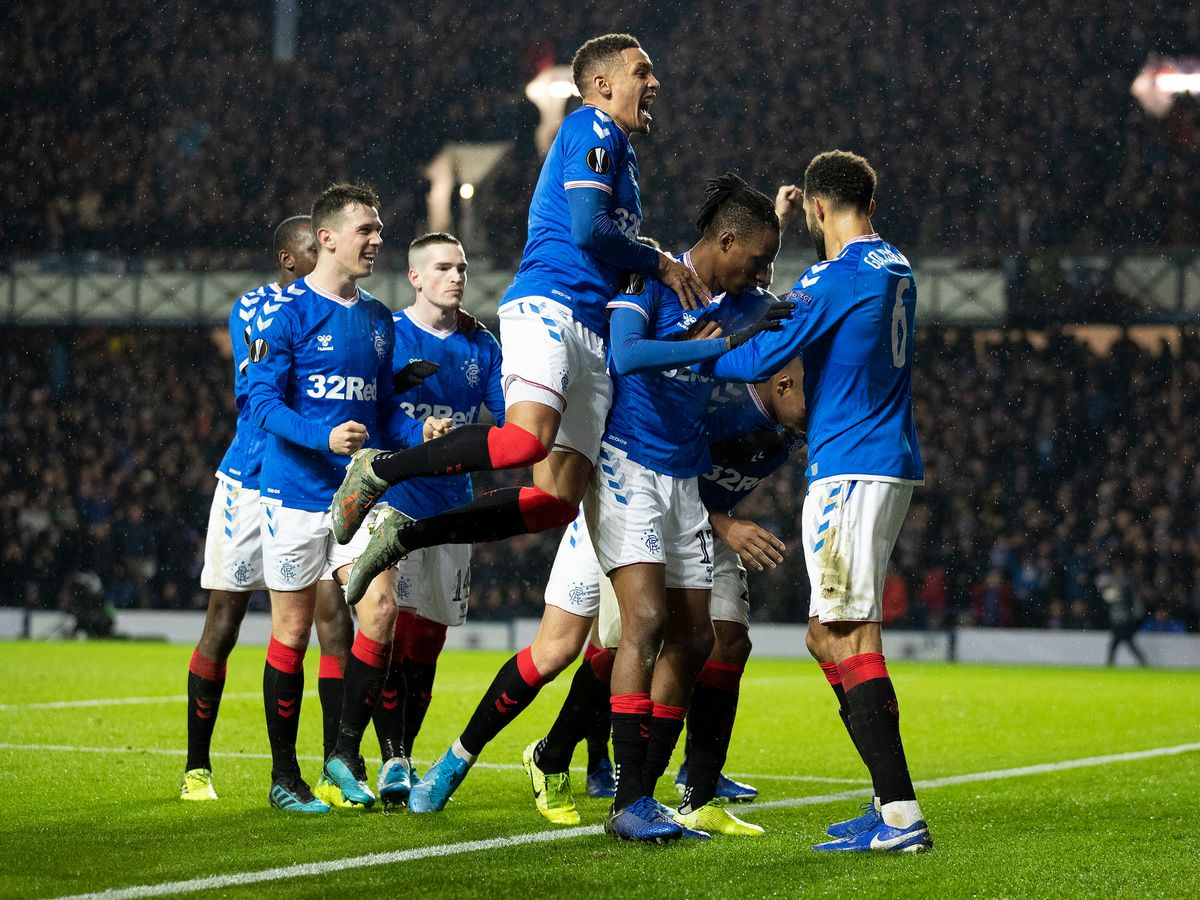 Team Rangers able to beat team Livingston (Source: Daily Record)
