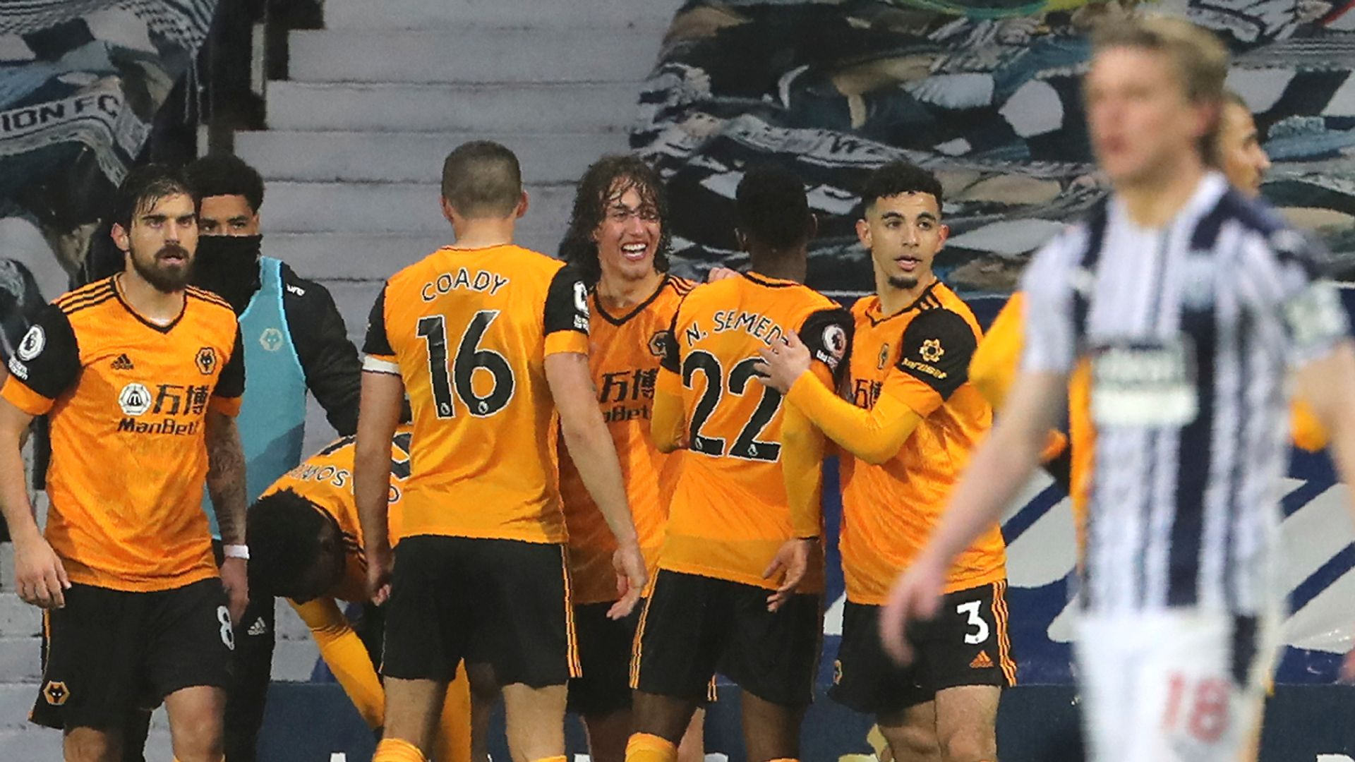 West Brom Vs. Wolves (Source AsumeTech)