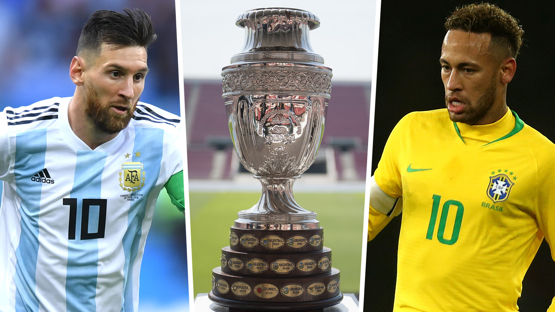 Copa America frequently comes with 12 teams (Source: Goal .com)
