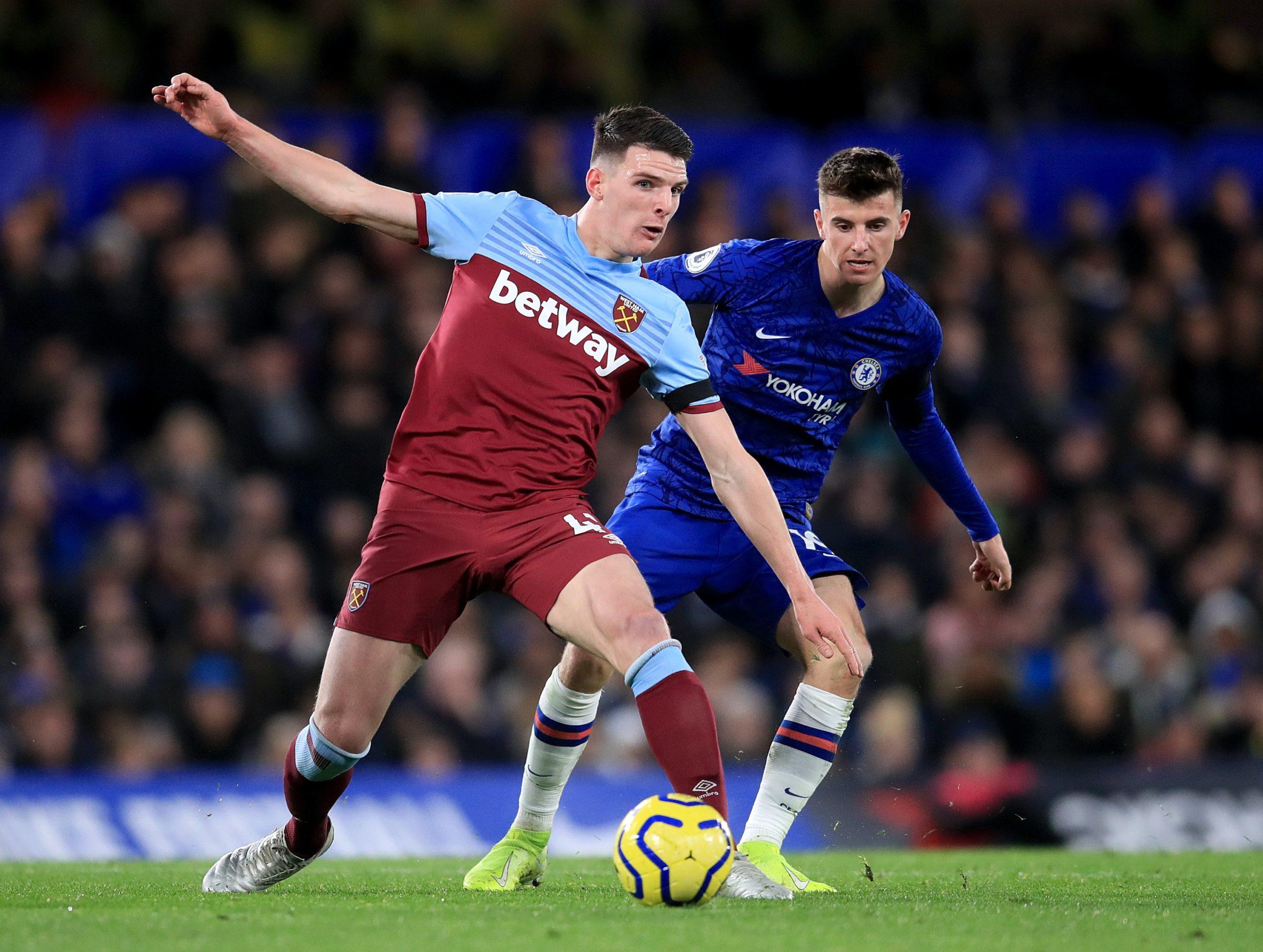 Declan Rice is best midfielder (Source: Live Sport Centre)