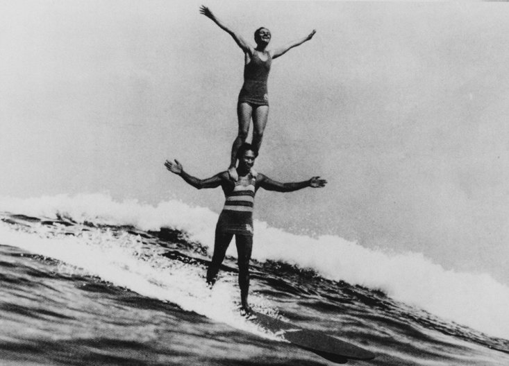 Duke, Father of Modern Surfing