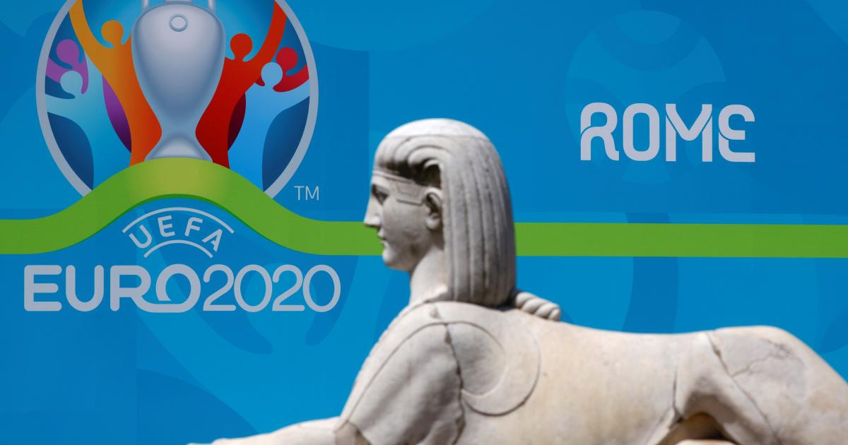 Rome gets ready to host Euro 2020  (Source: Al Zajeera)