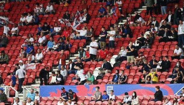 Fans will also be allowed to watch Euro 2020 by following safety measures (Source: BBC)