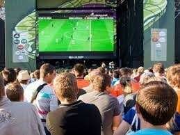 Football fans could watch Euro 2020 on a giant screen (Source: Dutch News)