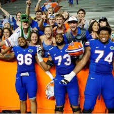 Martez Ivey with the team