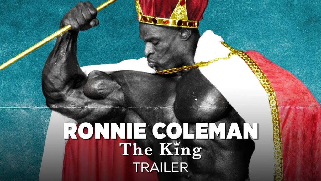 Ronnie Coleman movies