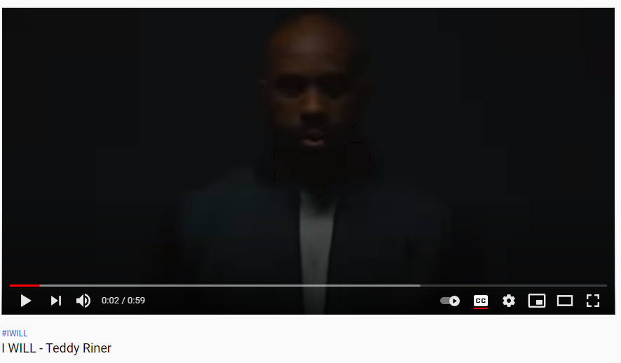 Teddy Riner featured in the new campaign of Under Armours