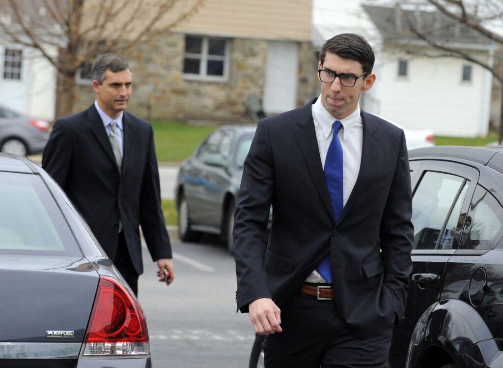 Michael Phelps garnered net worth