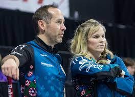 Jennifer Jonas with her husband Brant Laing