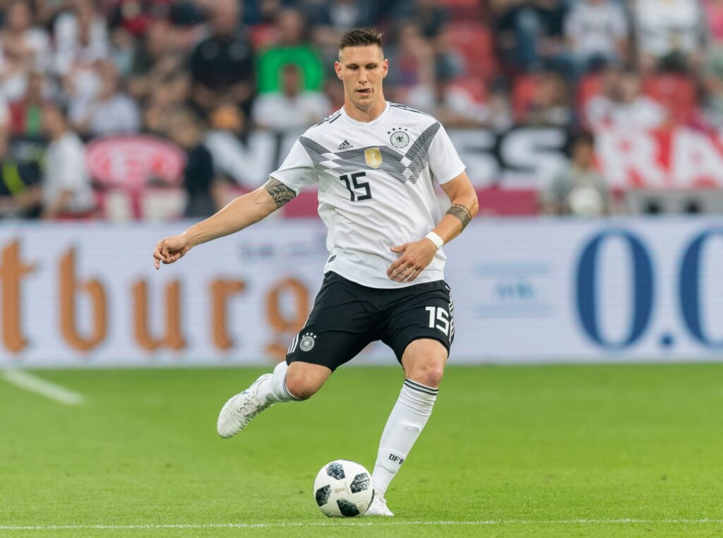 Niklas Sule looks to regain his form to compete for a starting XI spot