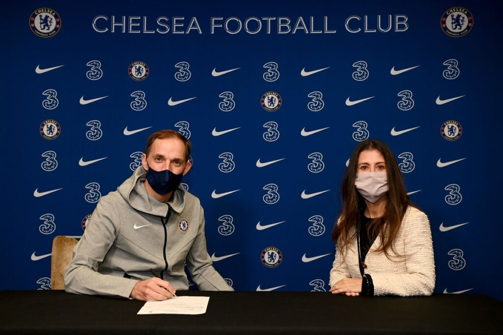 Thomas Tuchel Joins Chelsea