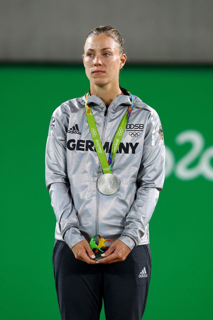 Angelique Gold Medal, Olympic