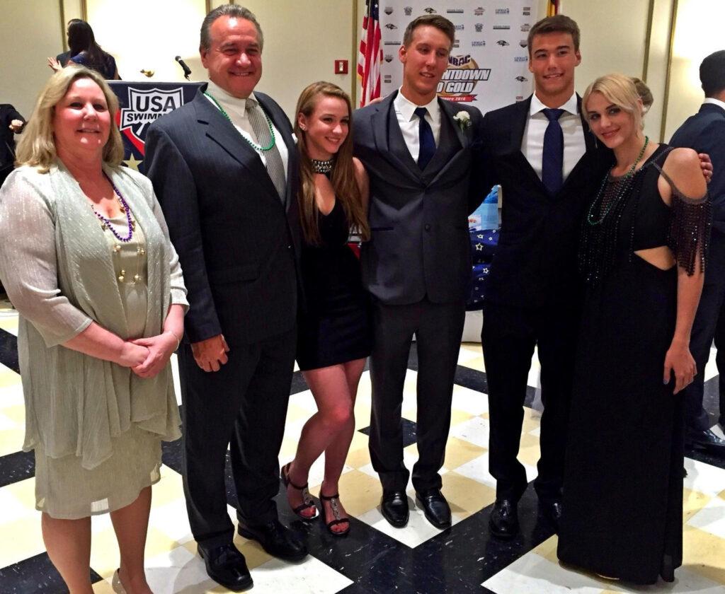 Chase Kalisz Family