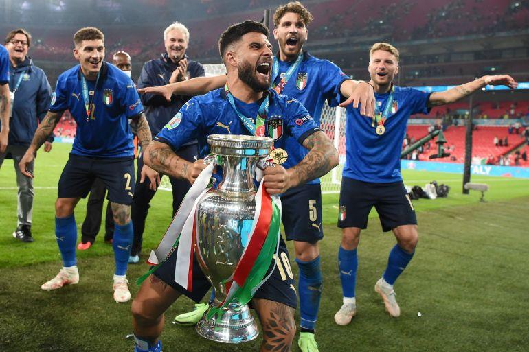 Italy, the worthy winners of Euro 2020 (Source: Al Jazeera)