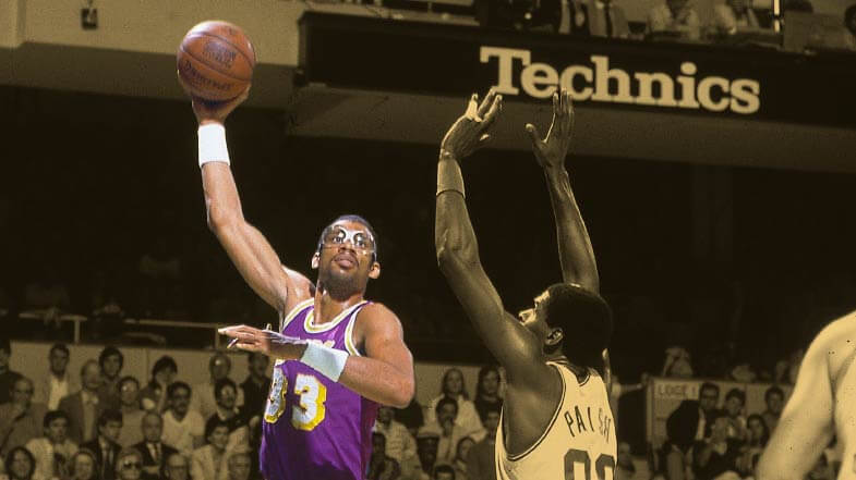 Kareem abdul one of the most point players