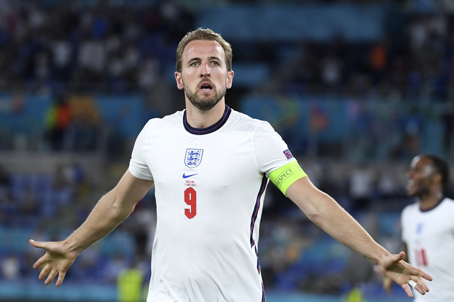 The long-awaited moment for England with Kane's Score (Source: The San Diego Union Tribune)