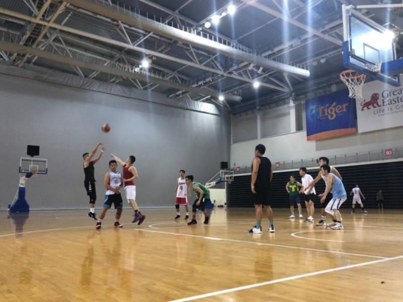 basketball indoor sports