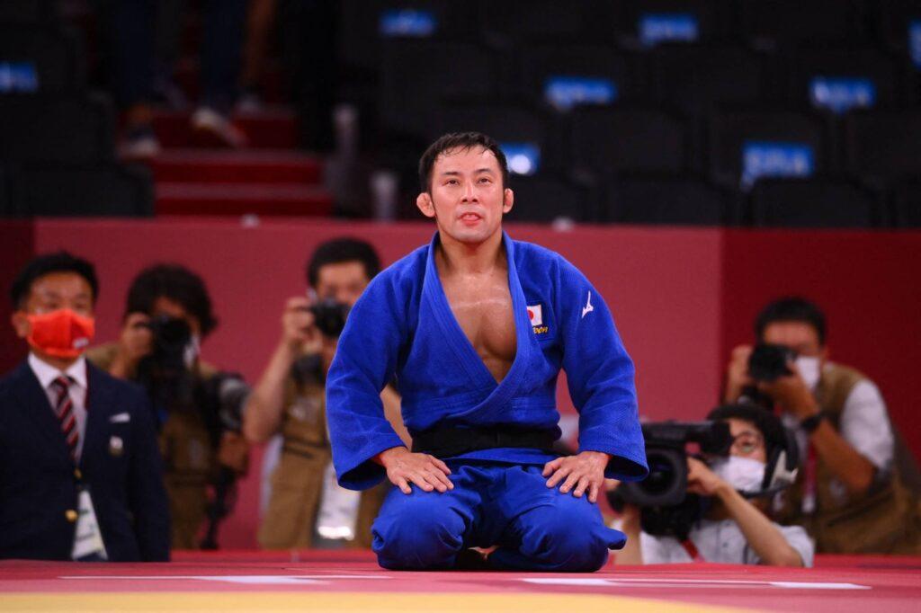 The 2020 Olympic Champion, Naohisa Takato.