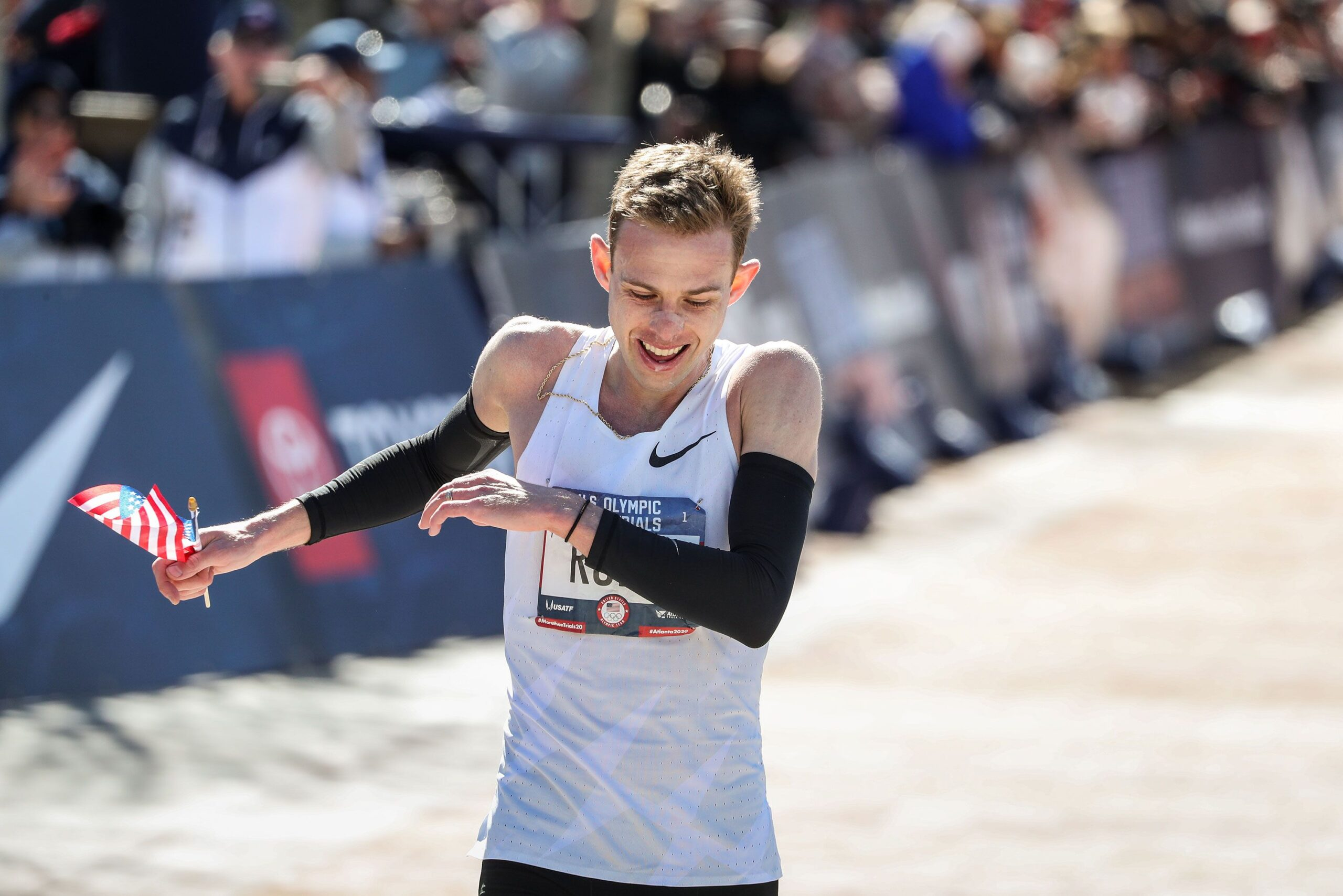 Galen Rupp selected for 2021 Olympics