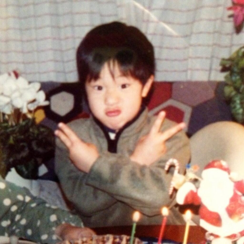 Daiya Seto Childhood