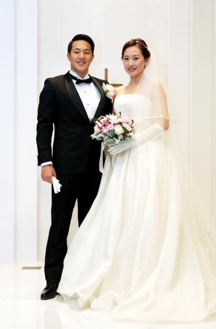 Seto and Mabuchi wedding