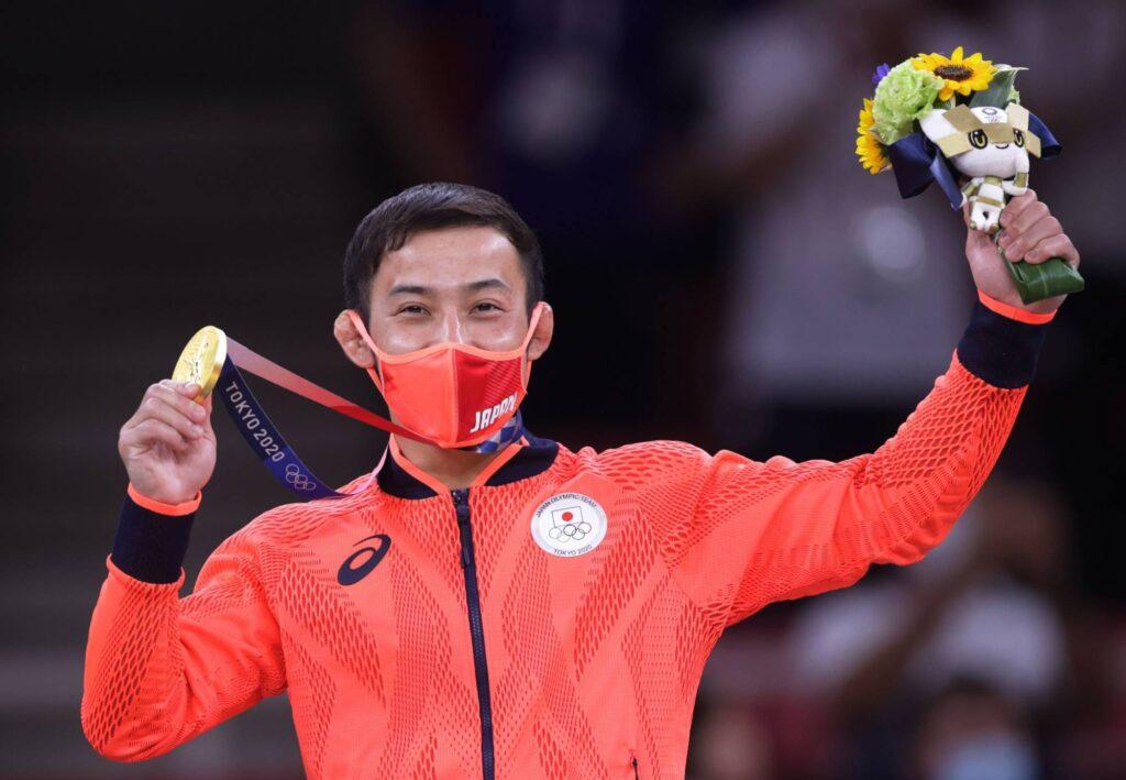 Noahisa Takato at Tokyo 2020 Olympics