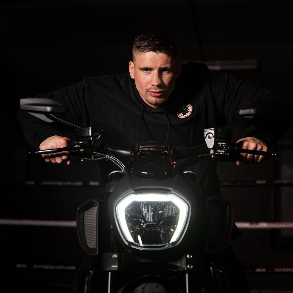 Rico Verhoeven Motorcycle