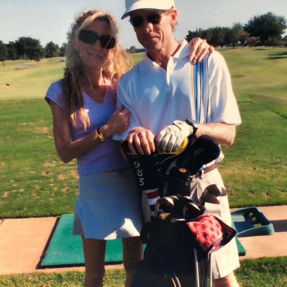 Skip-and-Ernestine-on-a-golf-trip