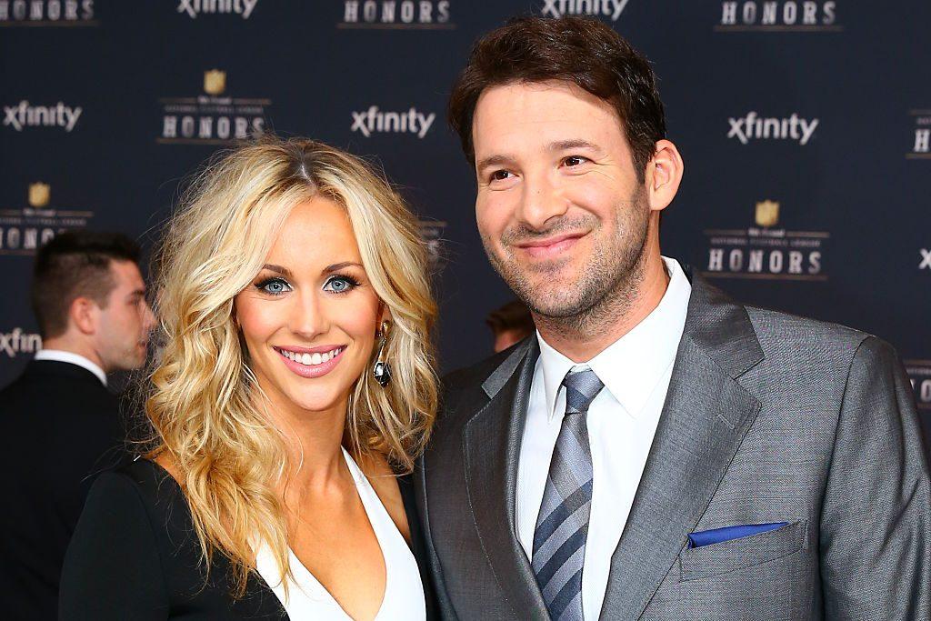 Tony Romo's wife Candice Crawford