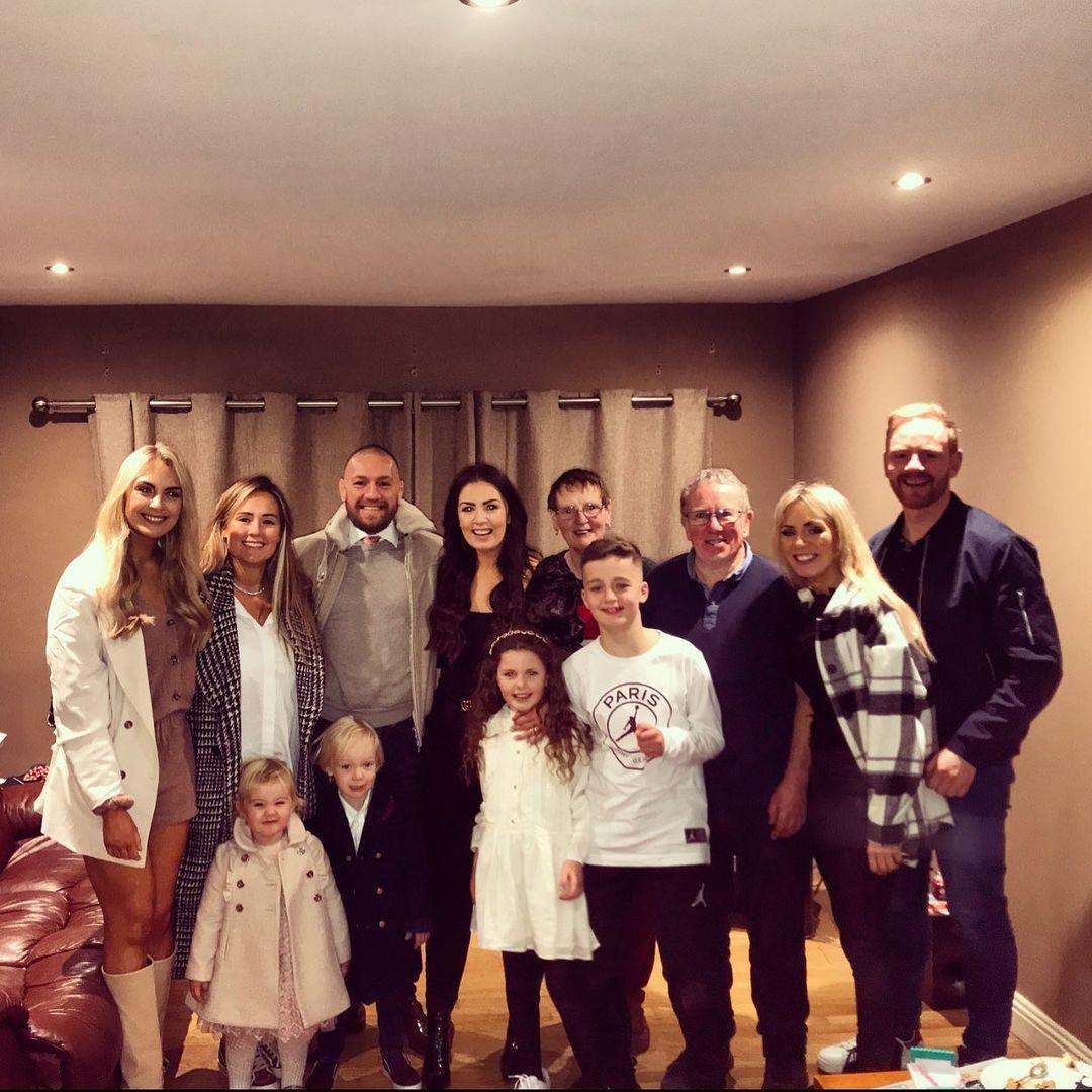 Dee Devlin Family