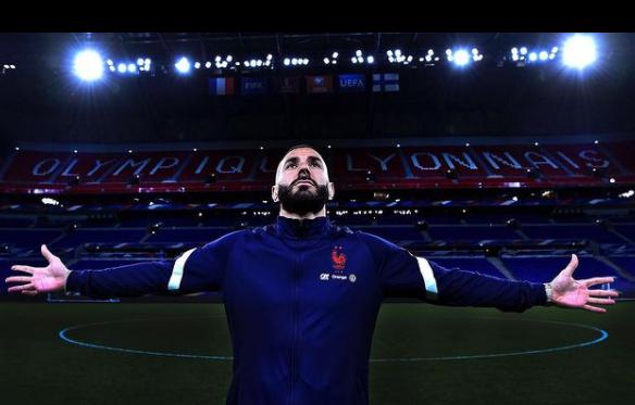 Karim Benzema has always been a versatile striker