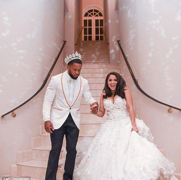 Nina and Earl Thomas Weeding Ceremony