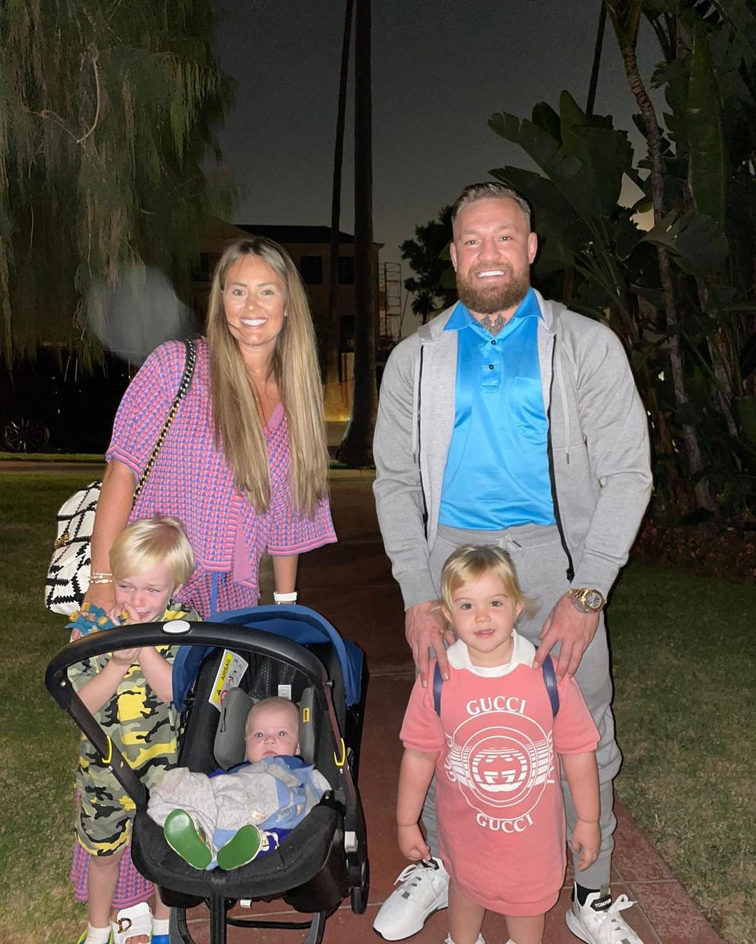 The McGregor Family