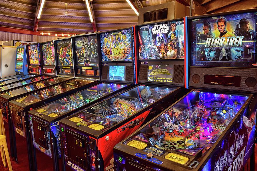 Pinball Machines (Source: Pixel)